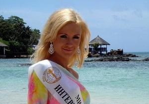 Киевская модель примет участие в конкурсе Королева Мира