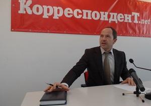 Тигипко: Перспективы украинской промышленности лежат в плоскости борьбы за китайский рынок