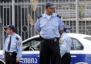 В Грузии задержали трех фотокорреспондентов, в числе которых личный фотограф Саакашвили