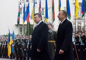 Азербайджан намерен увеличить объемы поставок нефти в Украину