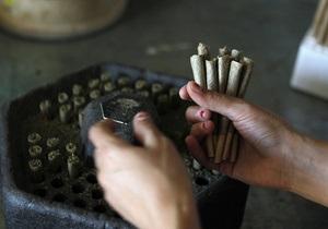 В Испании у наркоторговцев изъяли 11 тонн гашиша