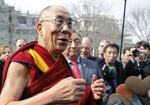 Обама провел встречу с Далай-ламой
