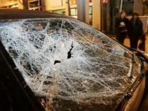 В Афинах снова произошли столкновения молодежи с полицией