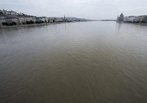 Новости Хорватии - Рекордное наводнение в Хорватии: Дунай поднялся на 724 сантиметра
