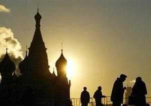 За год численность населения России сократилась почти на четверть миллиона