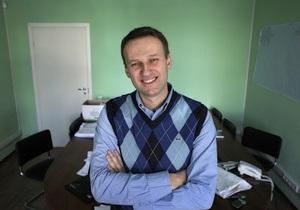 Навальный заявил о  грандиозном  масштабе фальсификаций на выборах президента РФ