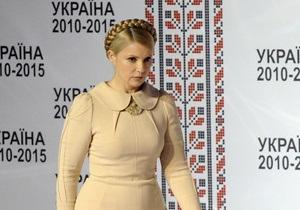 Тимошенко: Это были самые грязные выборы в истории независимой Украины