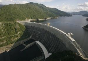 В 2012 году Украина нарастила производство гидроэлектроэнергии до 10,4 млрд кВтч