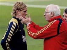 Евро-2008: Арагонес уверен, что Испания забьет России