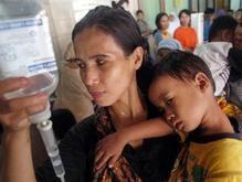 Лекарство от лихорадки Денге создадут к 2010 году