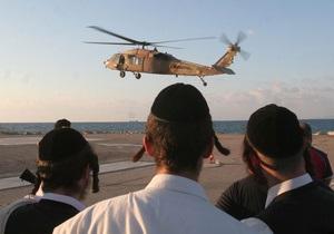 В Израиле так и не подтвердили информацию об авиаударе по Сирии. Небо над Хайфой закрыто