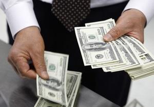 Эксперты: Приток валюты в Украину будет сокращаться