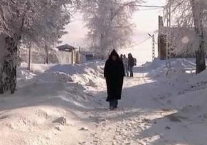 Сильные морозы дошли до Африки: В Алжире из-за холодов погибли десятки человек