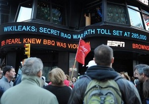 США требует от Twitter данные о всех людях, связанных с Wikileaks
