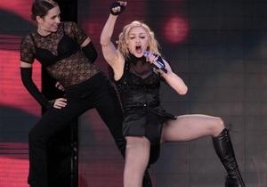 Мадонне разрешили рекламировать водку в силу ее возраста