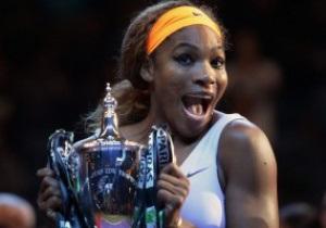 Найкраща у світі. Серена Вільямс знову виграла підсумковий турнір WTA