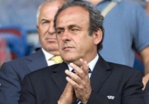 Платини предложил увеличить число участников чемпионата мира
