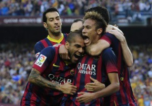 Фотогалерея. Как Барселона Реал переиграла