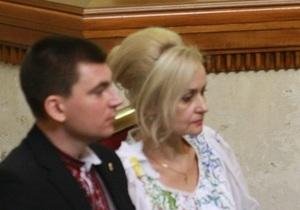 Фарион и Михальчишин предложили ввести для госслужащих экзамен по украинскому языку