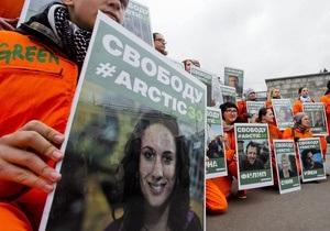 Глава МИД РФ: Активисты с Arctic Sunrise знали, на что шли
