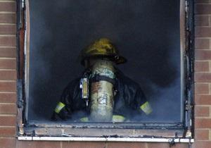 Новости США: В США алкоголик спас пиво из горящего дома