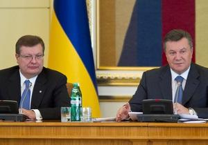 Грищенко по случаю юбилея получил орден от Януковича