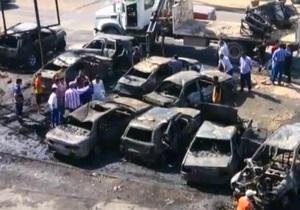 В Багдаде в результате серии взрывов погибли 49 человек, десятки раненых