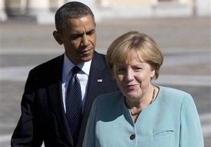 Обама знал о прослушке Меркель - СМИ