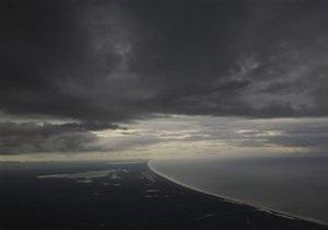 Новости Великобритании - стихийные бедствия:  На Великобританию надвигается сильный ураган