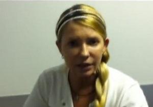 Верующая, похудевшая, но крайне деятельная - пресса о Тимошенко