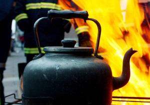 Кэмбридж разгадал секрет свиста кипящего чайника