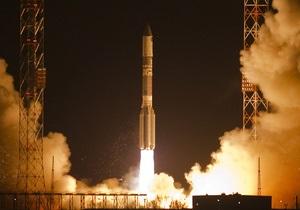 Россияне со второй попытки запустили Протон-М с американским спутником - байконур