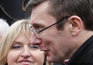 Высший админсуд отклонил один из исков с требованием отмены указа о помиловании Луценко
