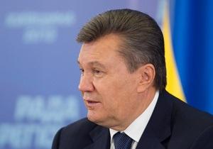 Янукович хочет собрать в Киеве интеллигенцию из СНГ