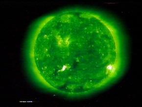На Солнце произошел гигантский выброс плазмы