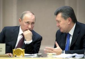 Герман рассказала, зачем Янукович встречается с Путиным