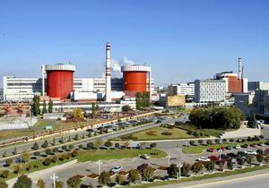 Одна из украинских АЭС остановила работу