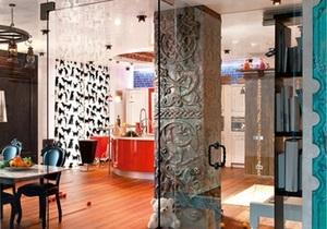 Интерьер квартиры - дизайн интерьера - Интерьер квартиры без лишних стен в Харькове