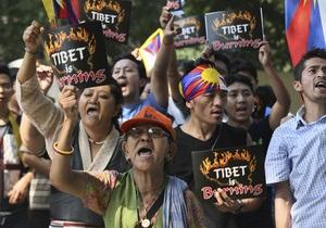 Китай объявил награду за сдачу тибетцев, собирающихся совершить самосожжение