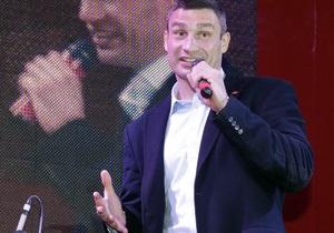 DW: Сыграет ли Кличко Hells Bells для Януковича