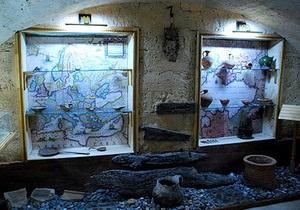 В Евпатории открыли пиратский музей