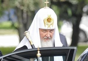 Патриарх Кирилл презентовал китайцам свою книгу