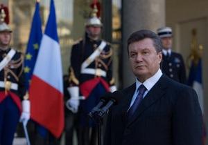 Янукович предлагает изменить систему выборов в Раду