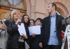 Егор Соболев про закон о клевете: Они хотят, чтобы этот народ им не мешал