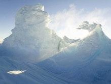 В Антарктиде обнаружен активный вулкан
