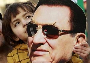Мубарак объявил себя жертвой клеветнической кампании СМИ