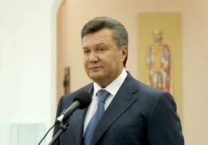 Янукович посетит с официальным визитом Иорданию