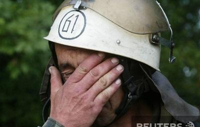 Рухнул пассажирский ТУ-154