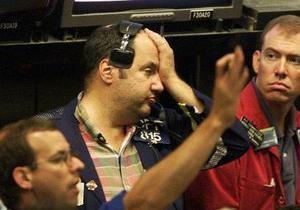 Рынки: Фондовые биржи продолжают нести потери из-за событий в Японии