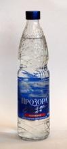 Минеральная вода «Прозора» в новой премиальной упаковке
